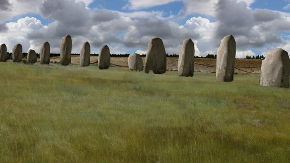 'Biggest' Stonehenge site discovered