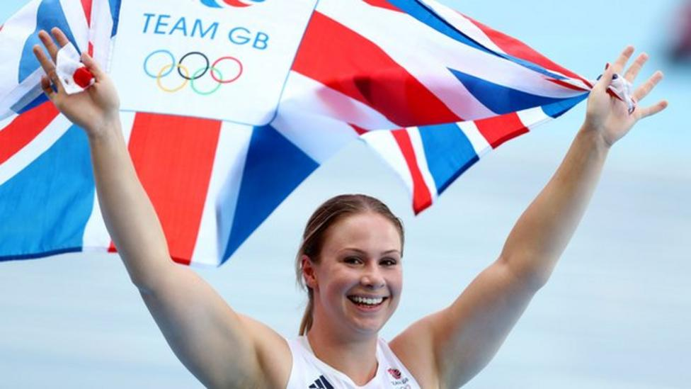 How ballet helped Olympic hammer thrower