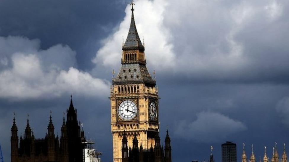 Is Big Ben chiming out of time?