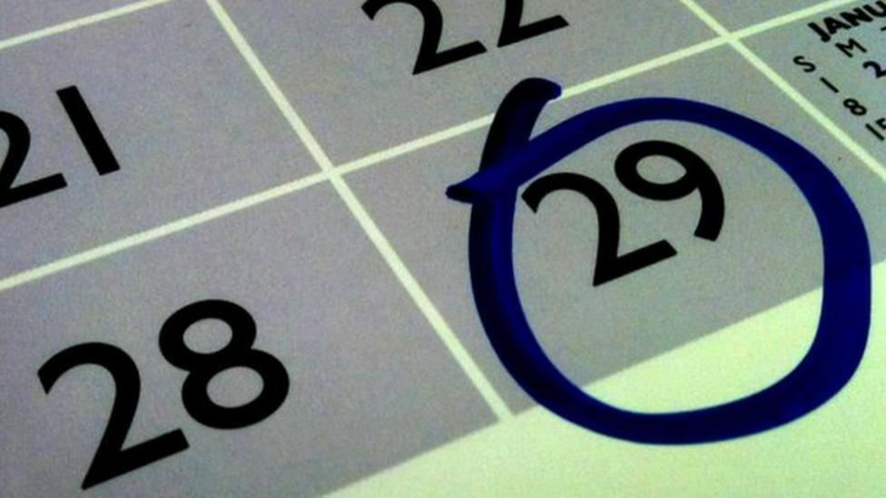 What's special about 29 February?