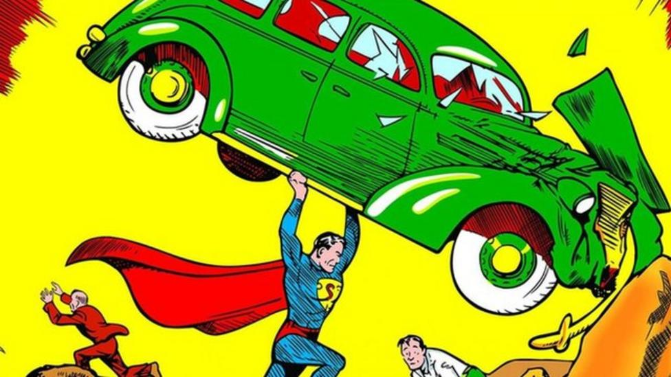 Huge comics collection to go on show