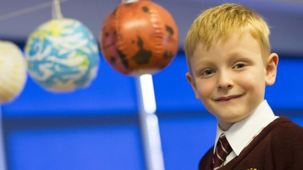 Boy asks how much to send letter to Mars?