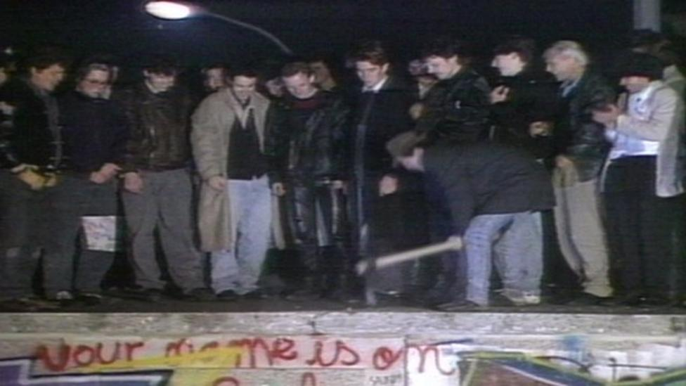 The history behind the Berlin Wall