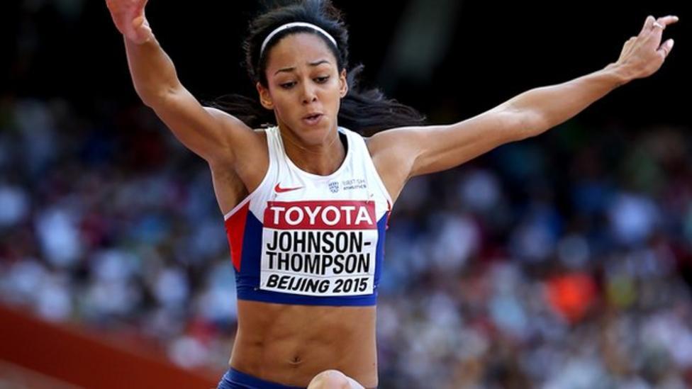 British trio into long jump final