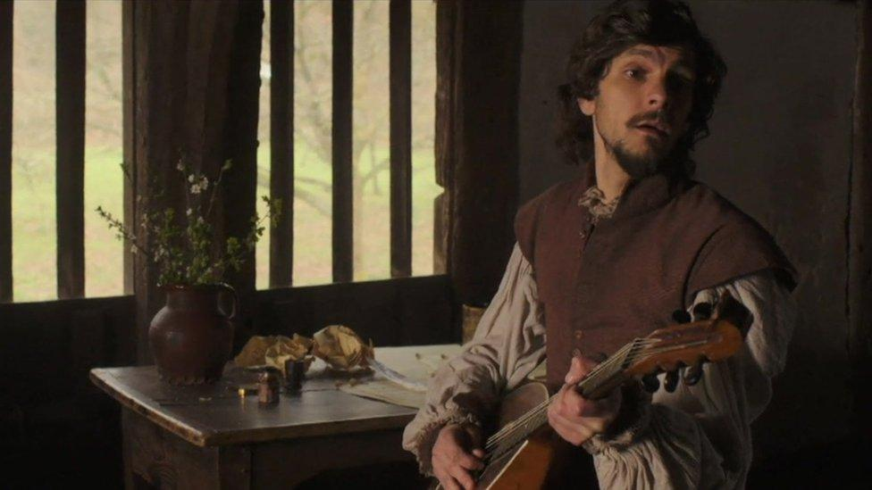 Horrible Histories make film about Shakespeare