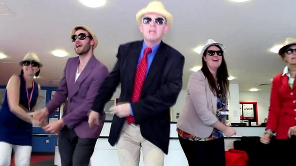 Teachers' last day lip sync videos