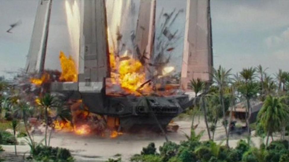 New Star Wars trailer released