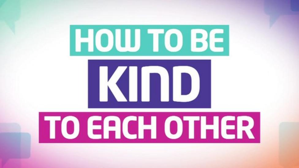Your tips for being kind