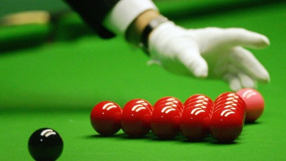 Watch: World Snooker Championship - Table 2