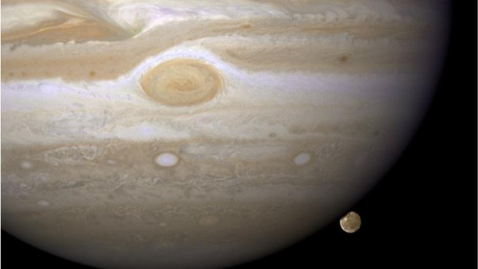 Scientist Tim O'Brian talks Jupiter