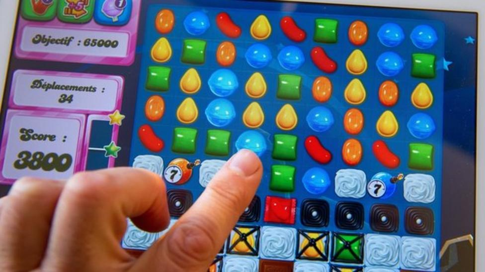 Candy Crush maker bought for £3.8 billion