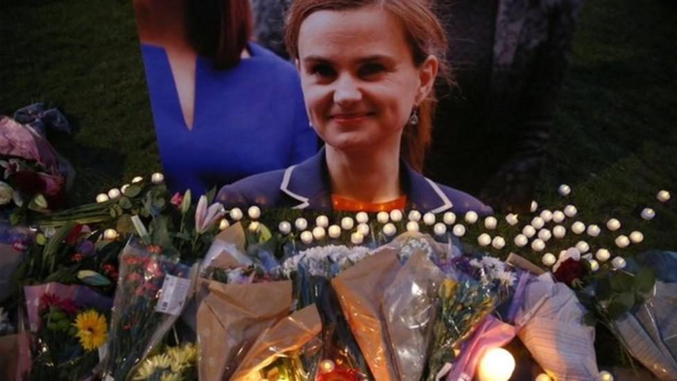 Vigils held to remember MP Jo Cox