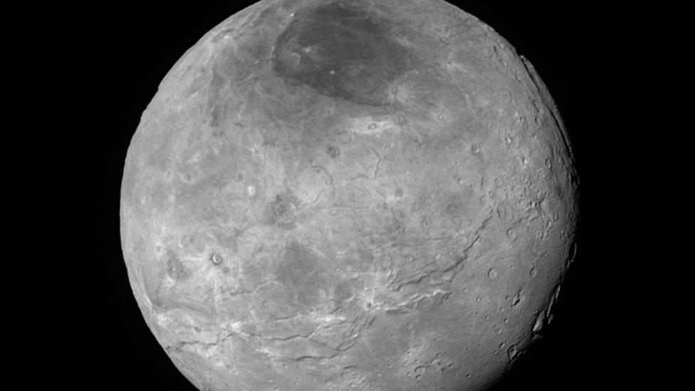 New Pluto images released by Nasa