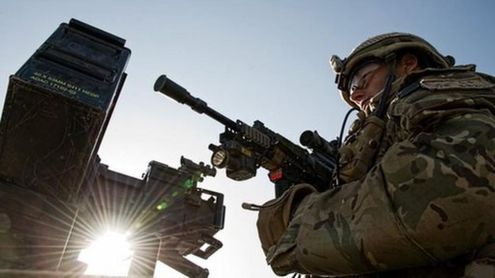 Ten years of war in Afghanistan