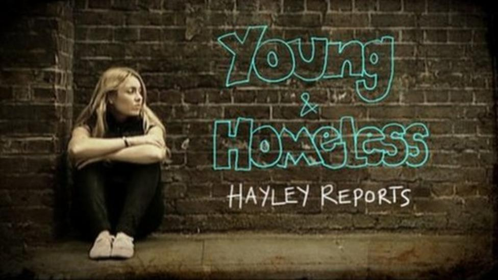 Hayley does homelessness