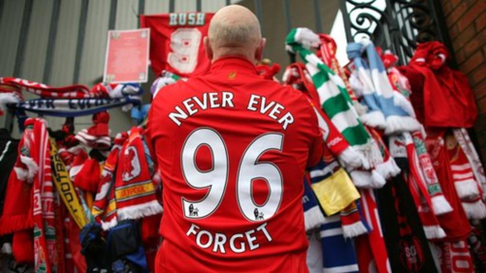 The history of the Hillsborough disaster