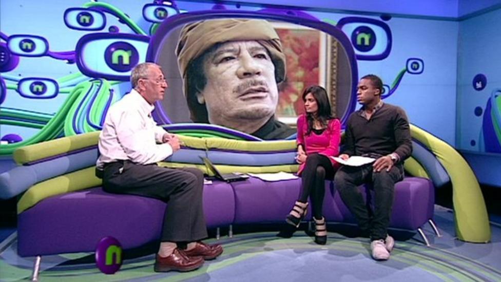 Colonel Gaddafi killed in Libya
