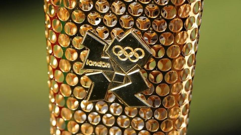 2012 Olympic flame will travel the UK in style
