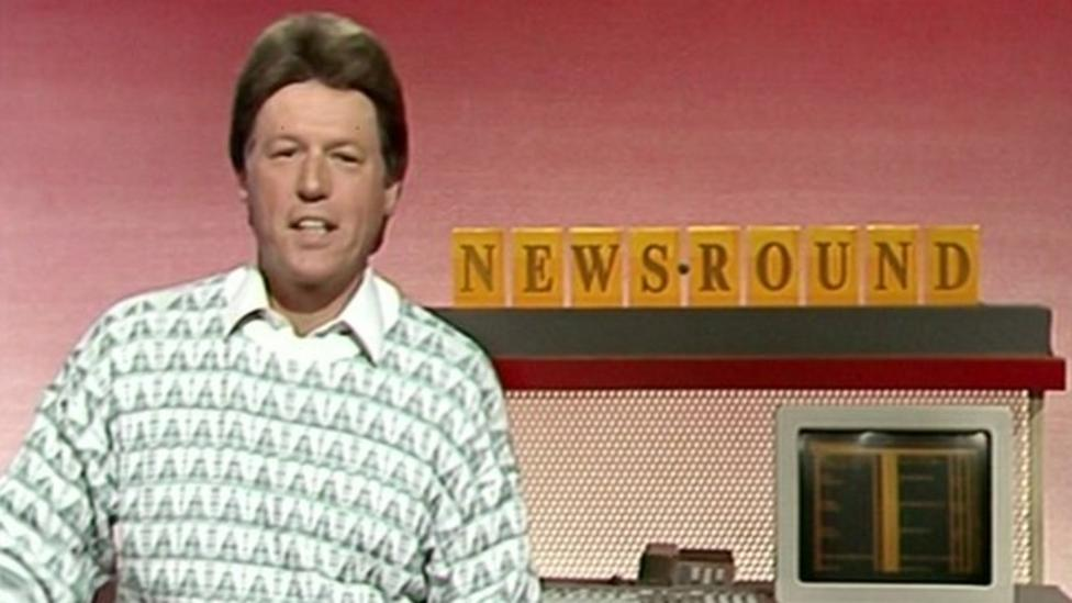 A look at 39 years of Newsround