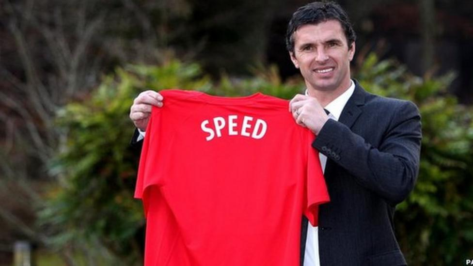 Tributes paid to Wales manager Gary Speed
