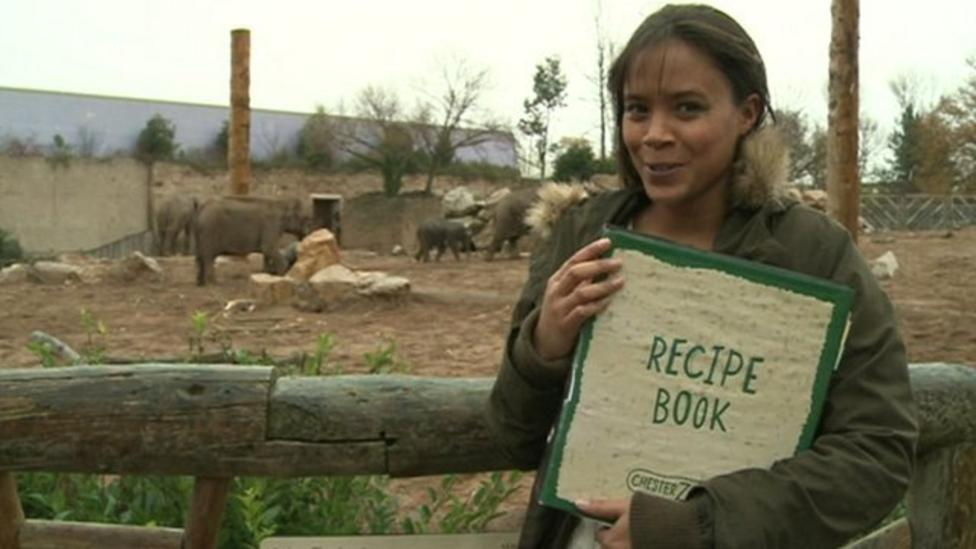First ever recipe book for animals