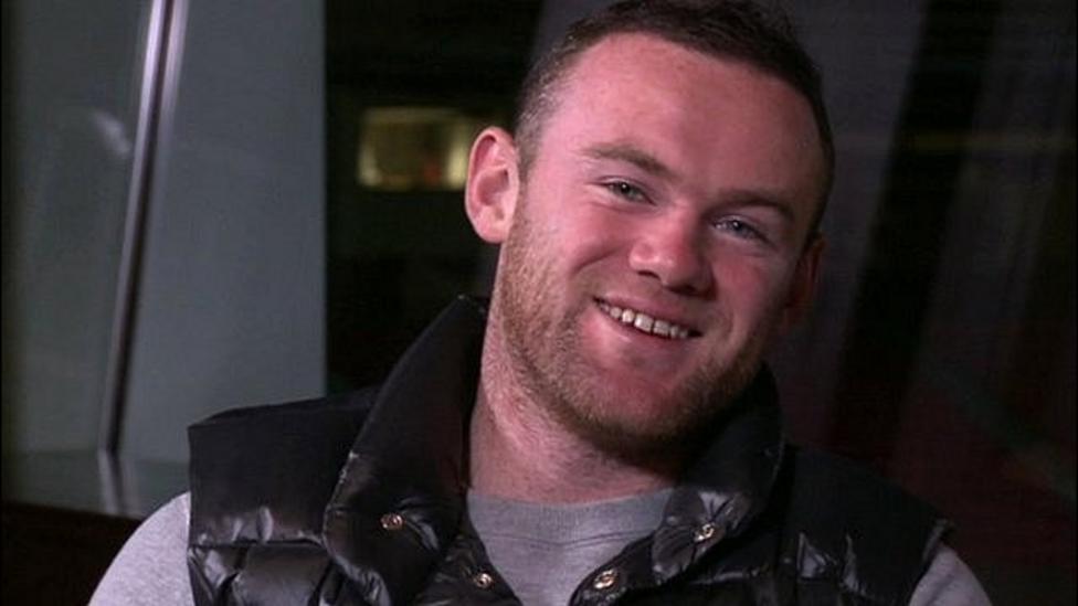 MOTD Kickabout's exclusive Wayne Rooney interview