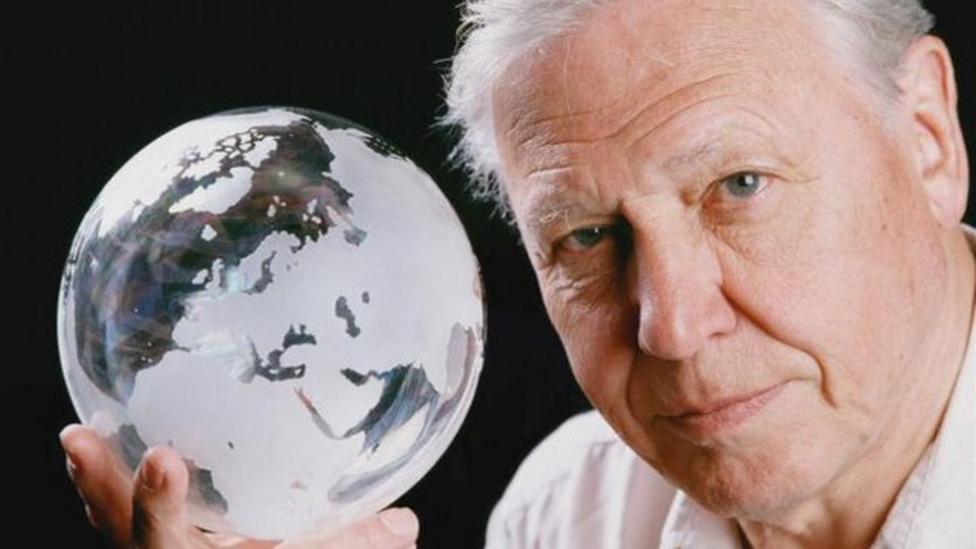 Attenborough's climate concerns