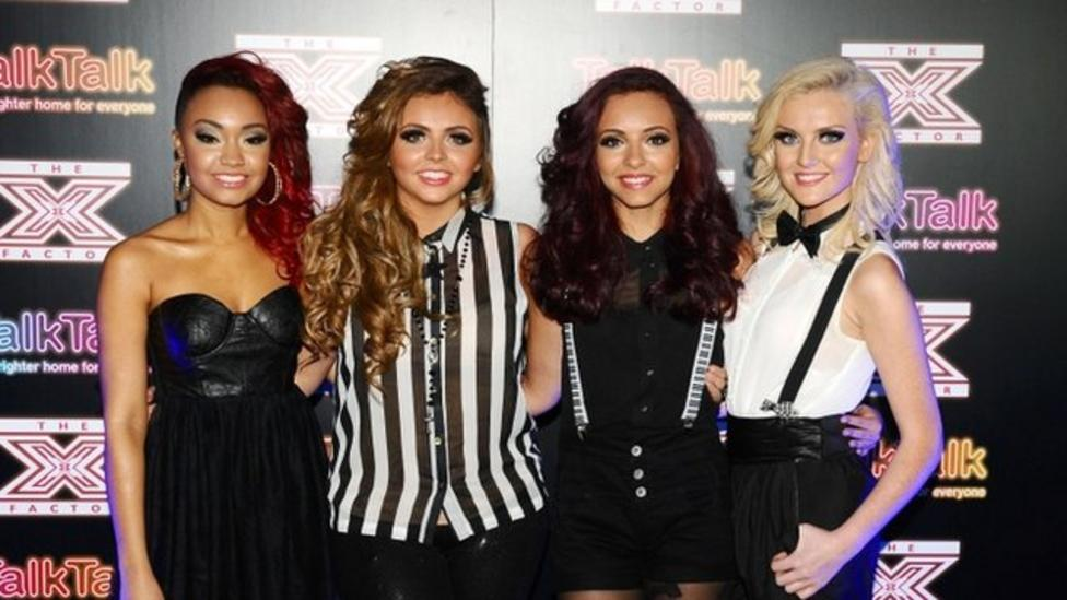 Little Mix on becoming popstars