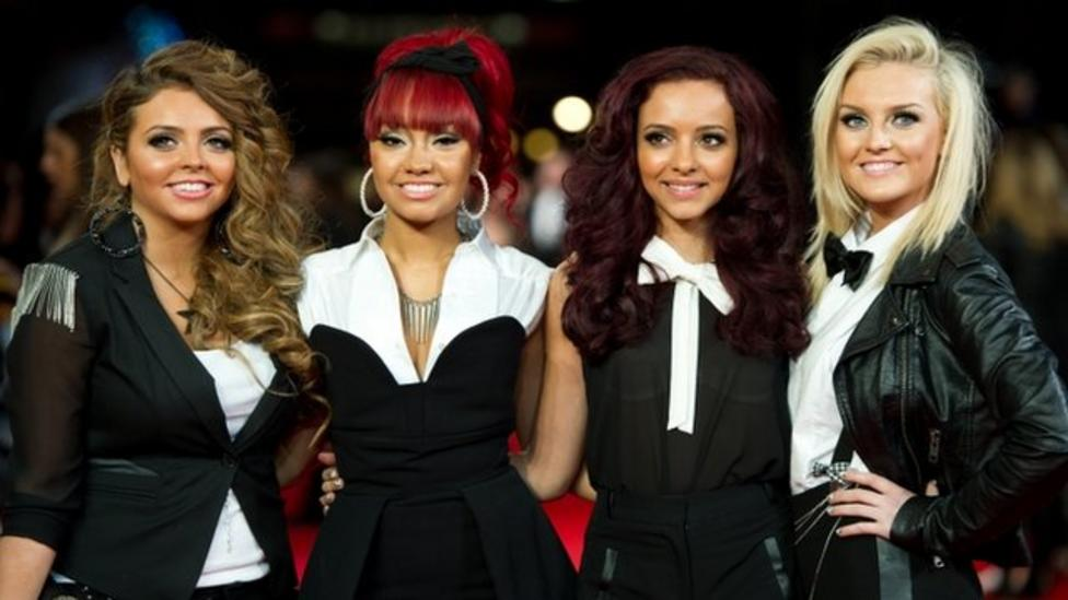 Chat: Little Mix win the X Factor