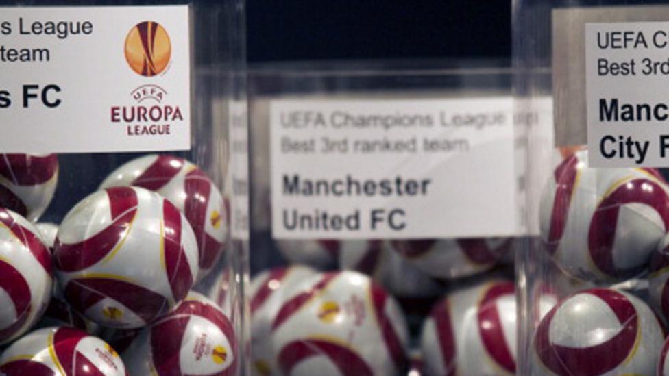 Ajax draw 'great advert' for Europa League - Man Utd club