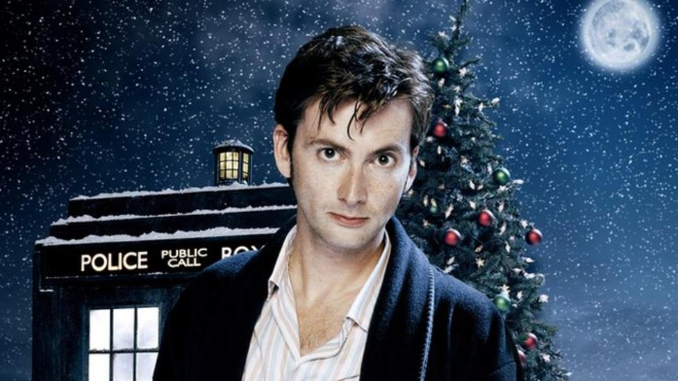 David Tennant's movie star Christmas