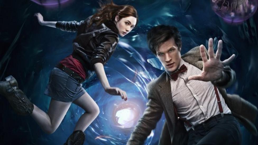 Doctor Who stars win TV awards