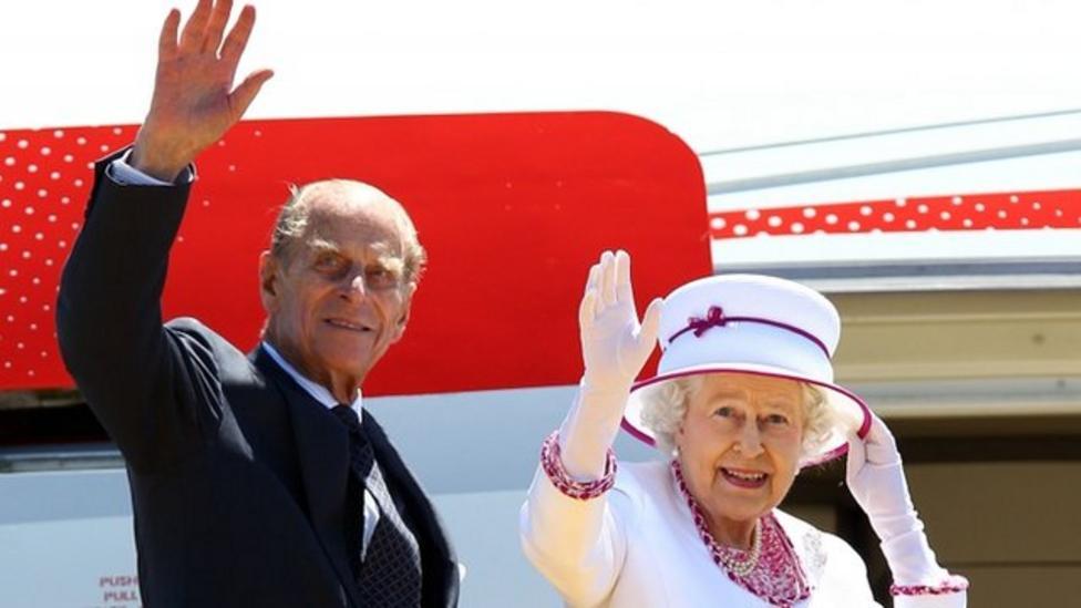 Prince Harry praises his grandparents
