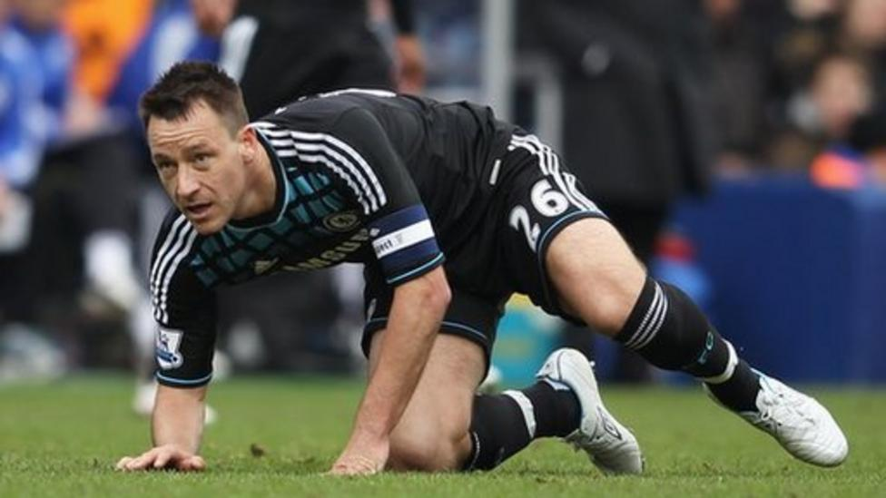 Terry loses England captaincy