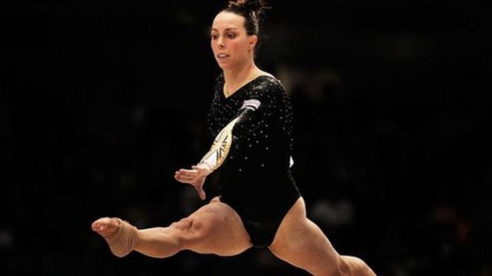 Gymnast Beth Tweddle's top tips