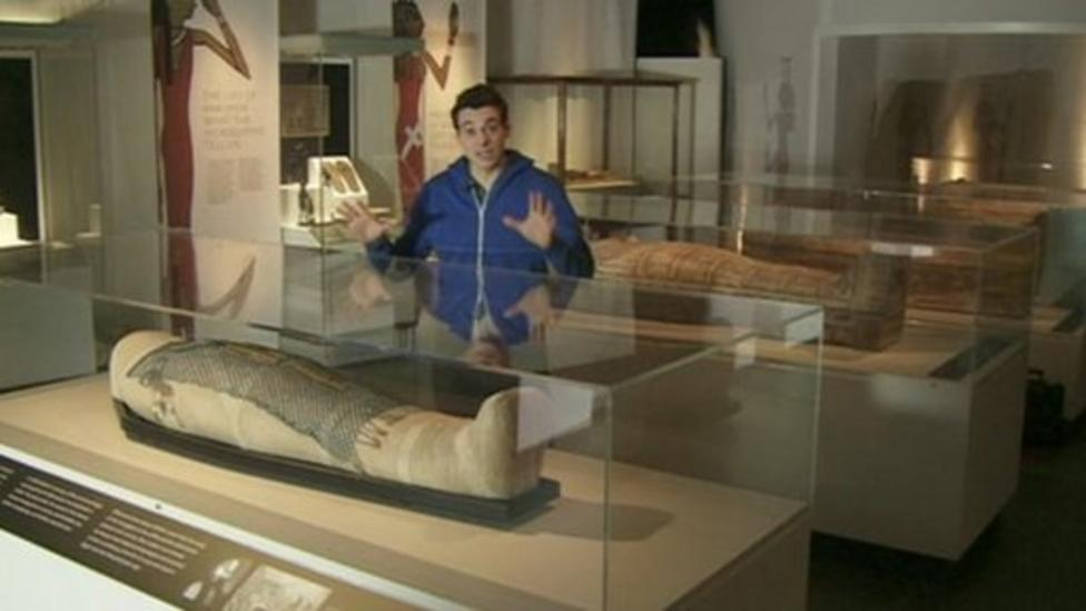 Joe finds out about the mysterious mummies...