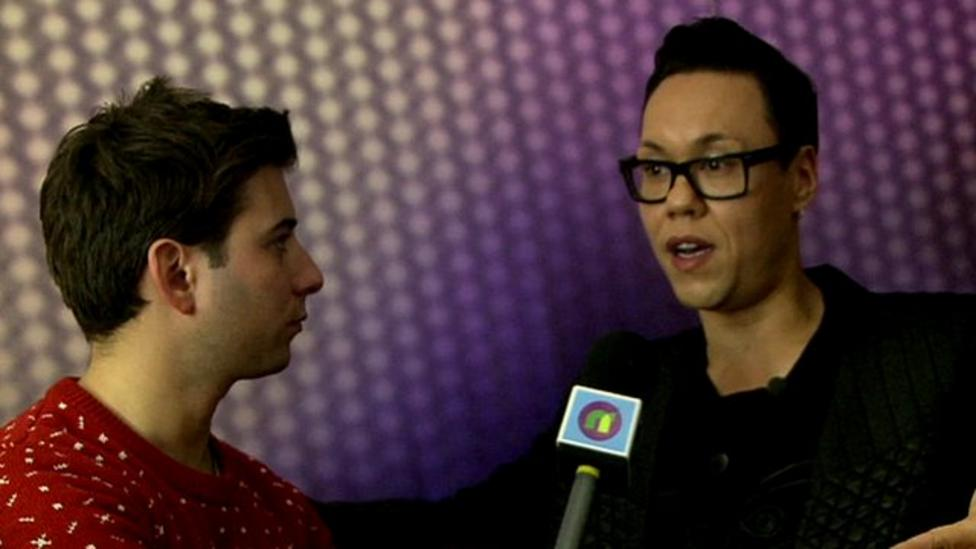 Gok Wan's battle with Anorexia