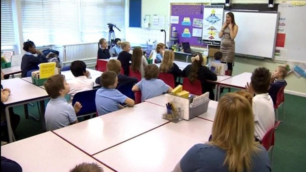 Children taught to 'talk proper'