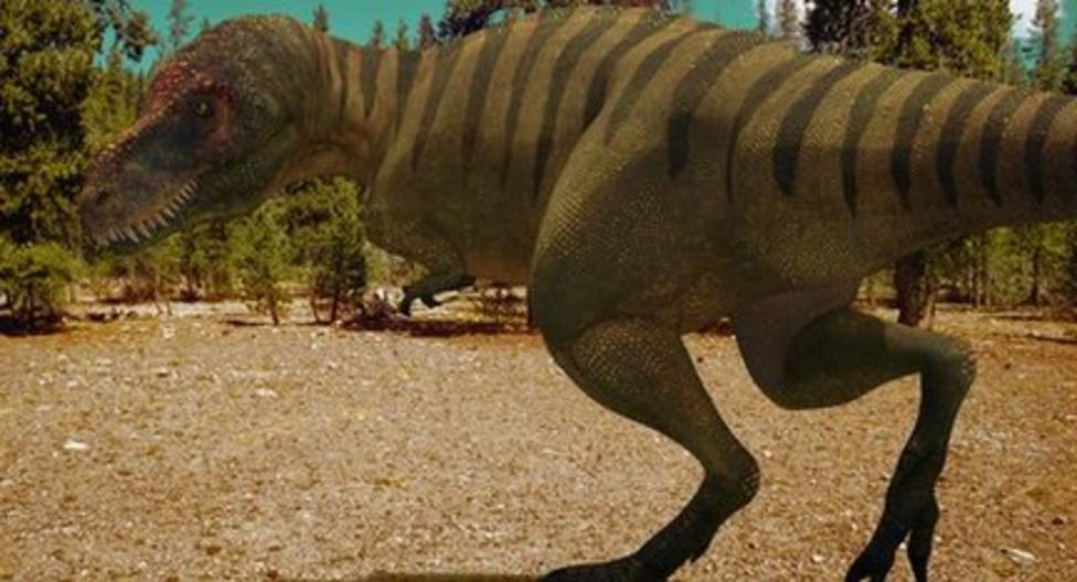Scientists recreate T. rex bite