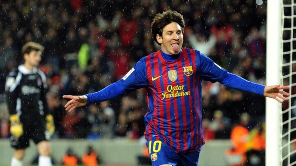 Messi - I want to get even better