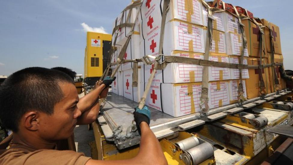 Nel reports on the UK overseas aid row