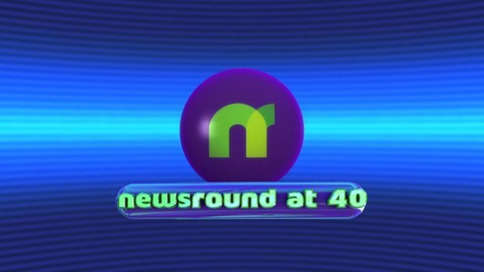 Newsround's 40th anniversary episode