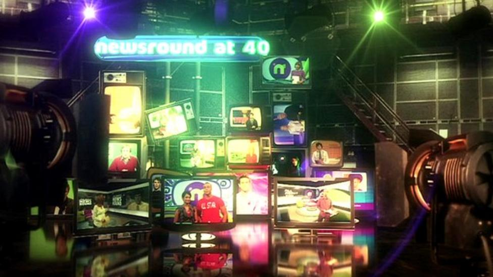 Newsround's changes over 40 years