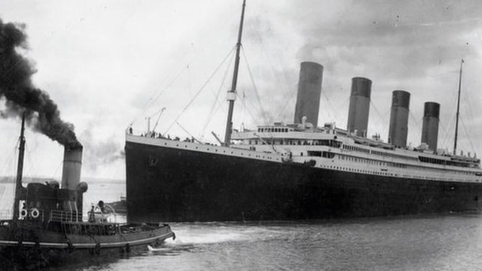 100 years since Titanic set sail