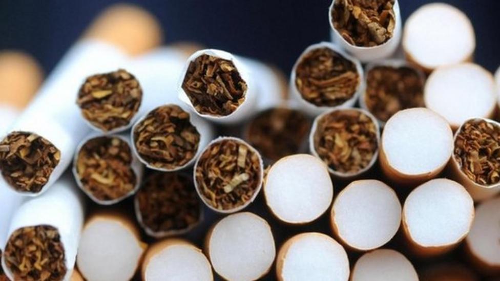 Plans to change cigarette packs