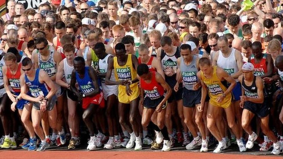 Leah takes on the London Marathon