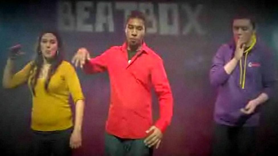 Learn how to beatbox