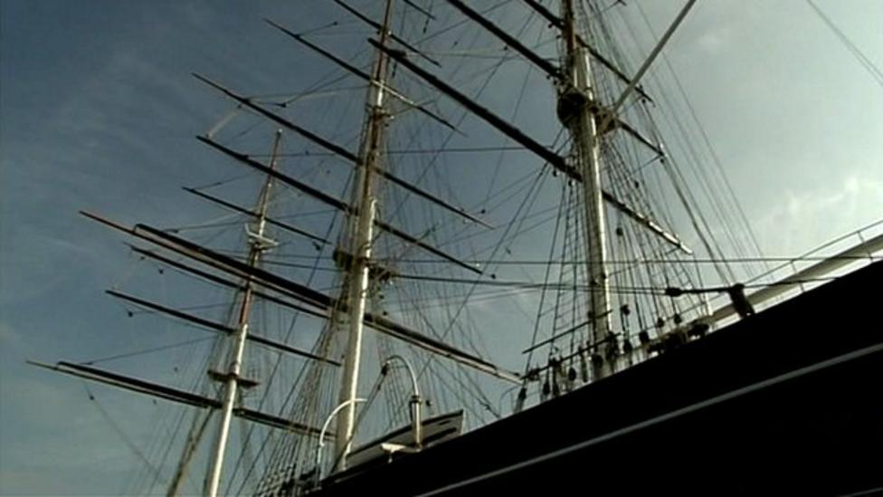 Cutty Sark reopened to public