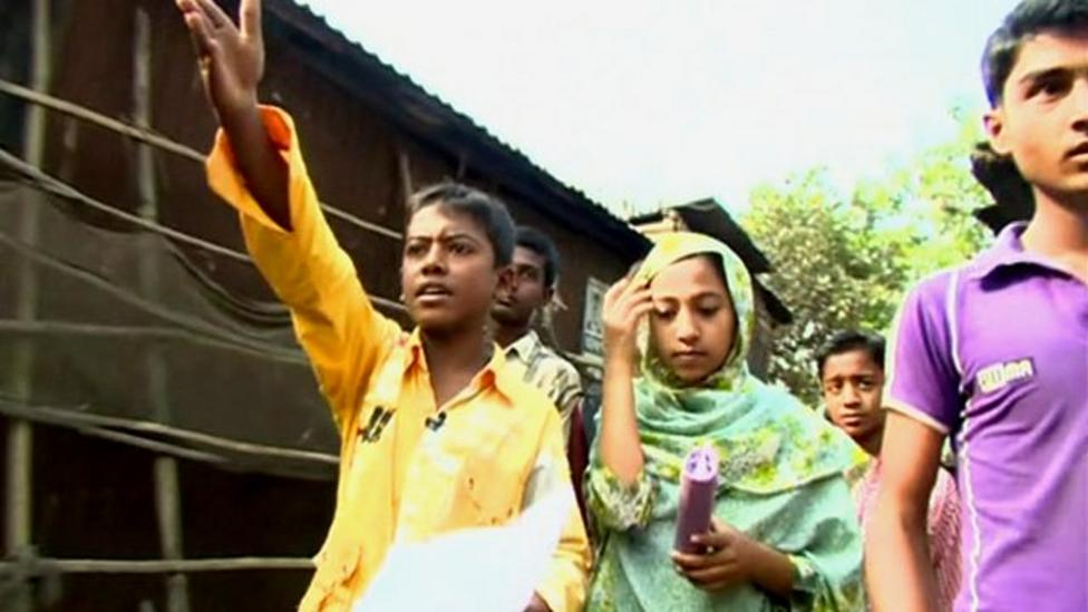 Campaign to end child marriage