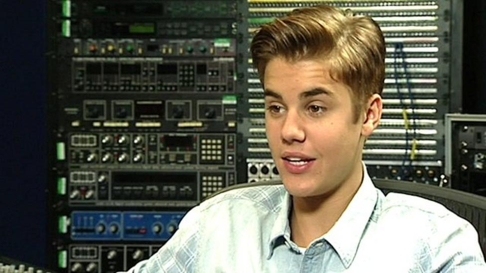 'My fans get angry' says Bieber